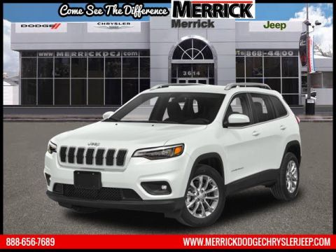 2019 JEEP Cherokee Latitude Plus 4x4