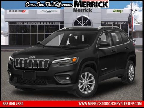 New 2020 JEEP Cherokee Latitude Plus 4x4 4x4 Sport Utility