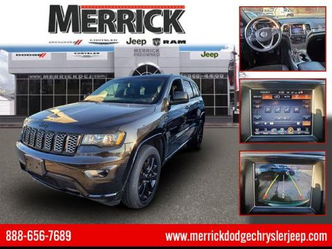 Certified Pre-Owned 2017 Jeep Grand Cherokee Laredo 4x4 Four Wheel Drive Sport Utility
