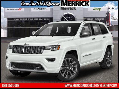 New 2020 JEEP Grand Cherokee Overland 4x4 4x4 Sport Utility