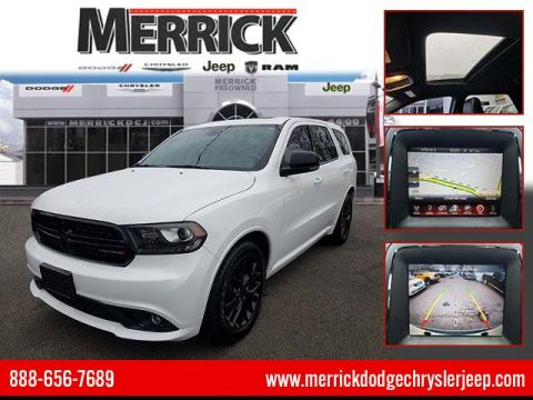 Certified Pre-Owned 2015 Dodge Durango AWD 4dr R/T All Wheel Drive Sport Utility