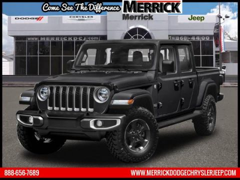 New 2020 JEEP Gladiator Rubicon 4x4 4x4 Crew Cab