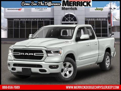 2020 RAM All-New  1500 Big Horn 4x4 Quad Cab 6'4 Box