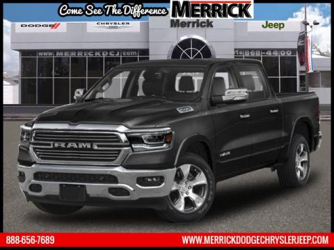 2019 RAM All-New  1500 Laramie 4x4 Crew Cab 5'7 Box
