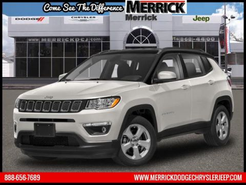 2020 JEEP Compass Altitude 4x4